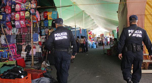 Implementa policía capitalina operativocon motivo de Reyes Magos