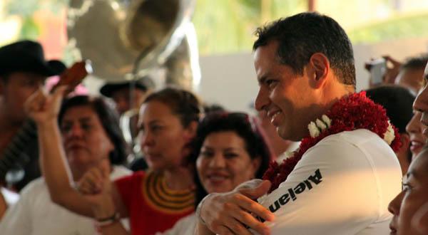 En competida elección,  gana Alejandro Murat Hinojosa, el cargo de Gobernador del Estado – Alberto UNDA
