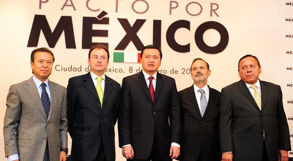 pacto x mexico