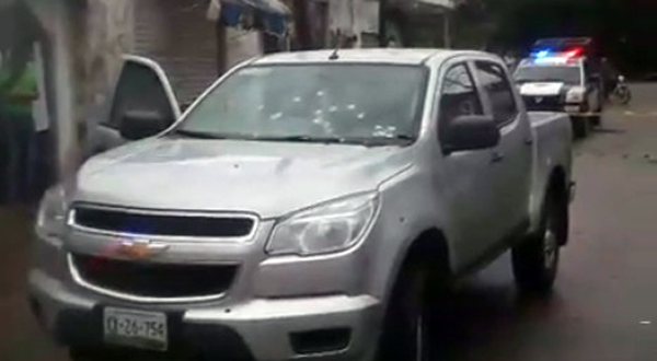 Violenta disputa por la plaza de Tuxtepec deja cuatro muertos