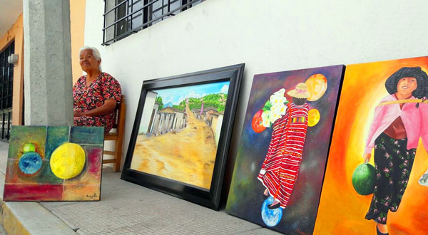 Buscan sensibilizar a la ciudadanía a través del arte