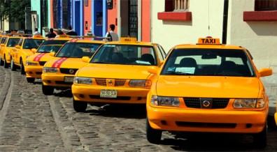 taxis-oaxaca