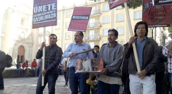 Gasolinazo y protesta social (Segunda Parte)