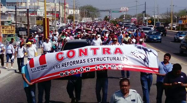 Independientemente de quién gane los comicios del 1-J, la CNTE irá por la derogación de la reforma educativa