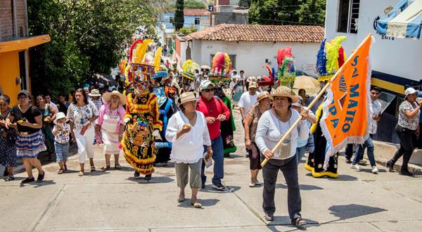 Repunta economía de San Marcos durante fiesta patronal