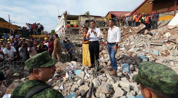 Desastre y política: los nuevos escenarios