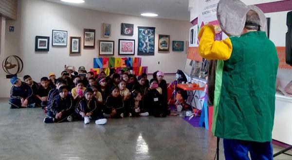 """Planetario """"Nundehui"""" implementaprograma de cuentos infantiles"""