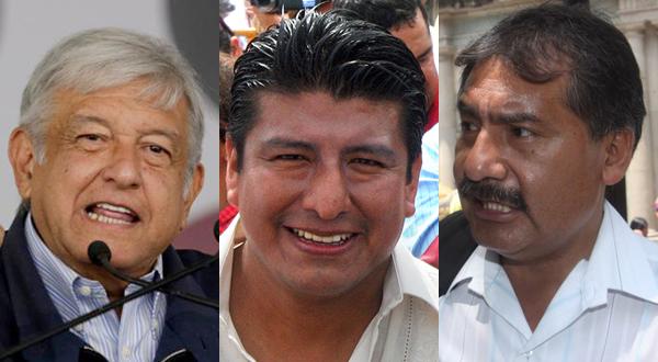 """AMLO y las """"demandas"""" del Cártel-22"""