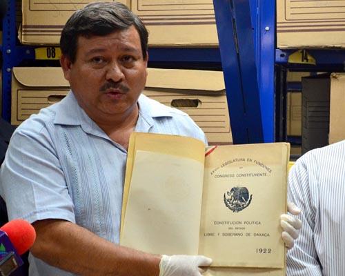 ¿Quieres conocer la constitución de Oaxaca?
