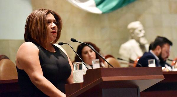 Propone Atristain Orozco Iniciativa para garantizar el acceso de las mujeres a una vida libre de violencia