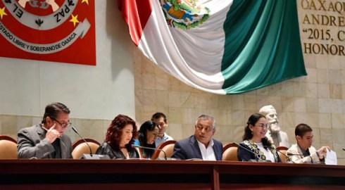 Con productividad legislativa, cumple Diputación Permanente