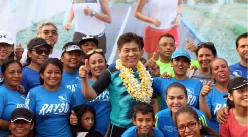 Gobierno de Salina Cruz le apuesta por más espacios deportivos