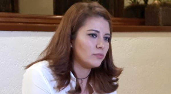 La renuncia de Gaby Olvera