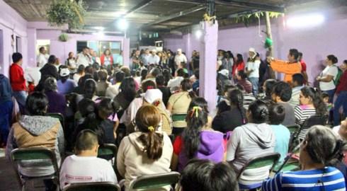 Impulsaremos la transformación de Santa Lucía, desde la promoción del Arte y la Cultura: Raúl Cruz
