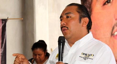 Garantizado el triunfo de Horacio Antonio Mendoza en San Antonio de la Cal