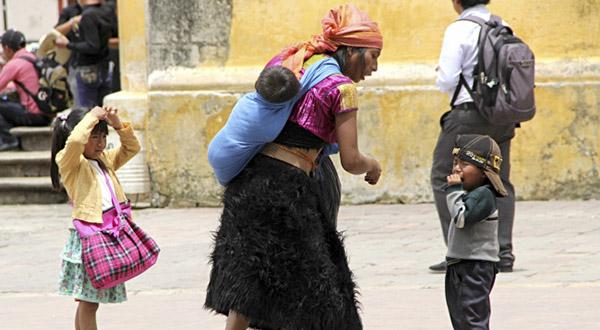 Los trapos sucios de la discriminación en México