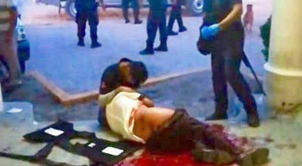Violento asalto a cometra; dos custodios heridos de gravedad