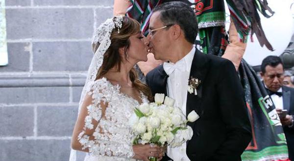 De bodas Fifí y activismo político