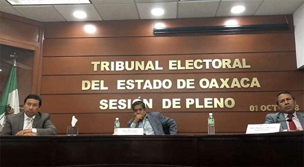 Magistrados del Tribunal Electoral de Oaxaca, frente al espejo de las ilegalidades