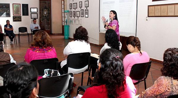 Capacita Gobierno de Oaxaca de Juárez a sus funcionarios sobre la Alerta de Género