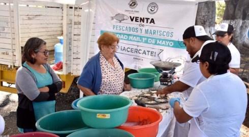Garantiza Gobierno capitalino productos de calidad en el Programa Empézcate 2019