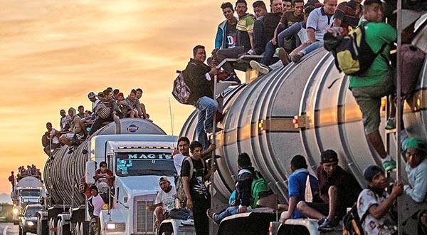 * El Istmo y los migrantes * Sin oficio político *