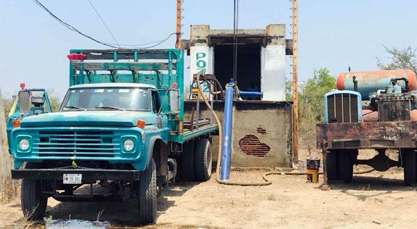 Previenen escasez de agua en Salina Cruz