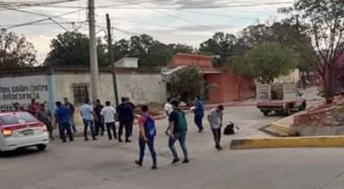 Inseguridad afecta a los taxistas de Tehuantepec