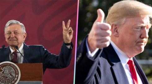 México y estados unidos: el gigante que nos pisa el cuello