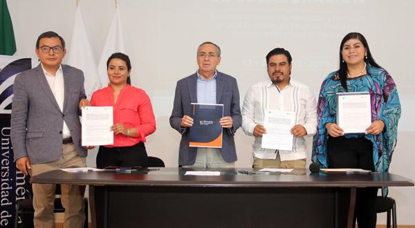 IAIPO y BUO sumarán esfuerzos por la educación