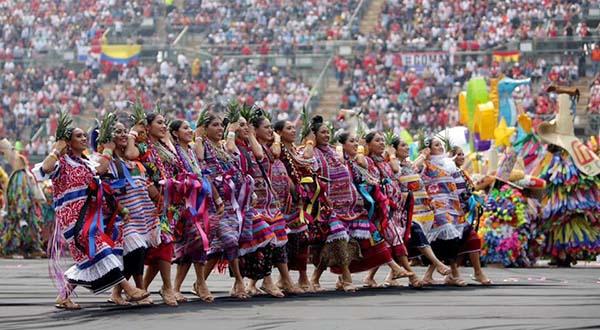 El Gran Premio de México y Oaxaca