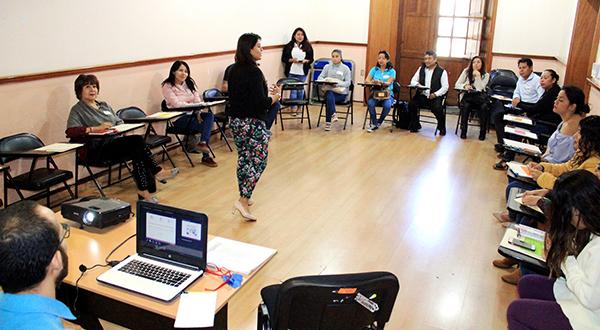Capacita Ayuntamiento citadino a servidores públicos para mejorar atención ciudadana