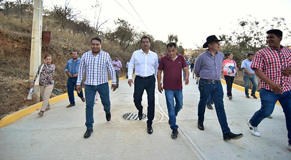 Entregaremos 109 obras en colonias y agencias de Oaxaca de Juárez: Oswaldo García Jarquín