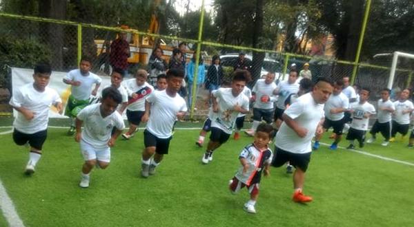 Con apoyo del DIF Municipal, oaxaqueños representarán a México en Fútbol de Personas de Talla Baja