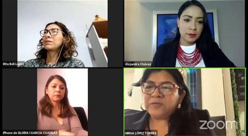 Conmemora Ayuntamiento de Oaxaca 67 aniversario del reconocimiento pleno de la ciudadanía a la mujer mexicana