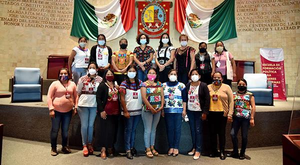 Congreso de Oaxaca, aliado e impulsor de los derechos políticos de mujeres indígenas