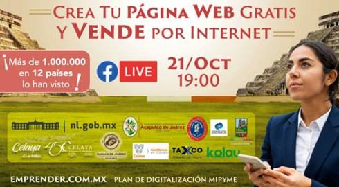 Invita Ayuntamiento de Oaxaca a comercios a crear páginas web de forma gratuita