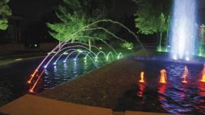 ProfiRing-LED-podvodni-reflektori-primer-u-radu