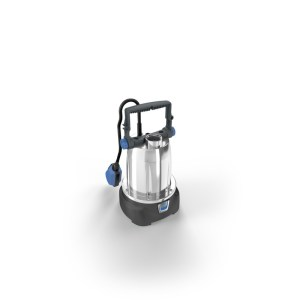 ProMax ClearDrain 7000 – Potopna drenažna pumpa sa plovkom za veće dvorišne fontane, potoke, vodopade i slapove