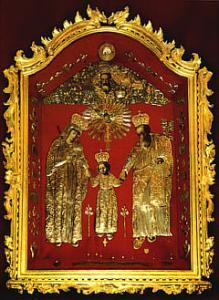 Pielgrzymka rodzin Domowego Kościoła do Sanktuarium św. Józefa w Kaliszu