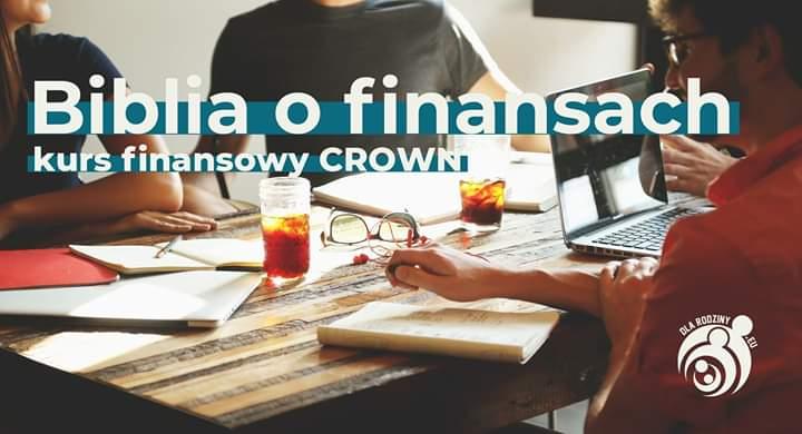 Kurs finansowy CROWN | od 5 marca