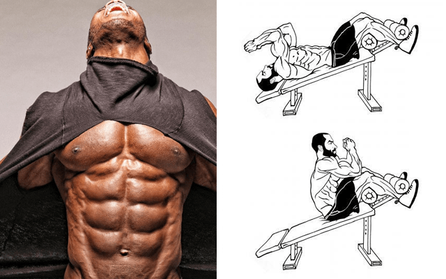 A Killer Lower Abs Workout Untuk 8 Pack Abs
