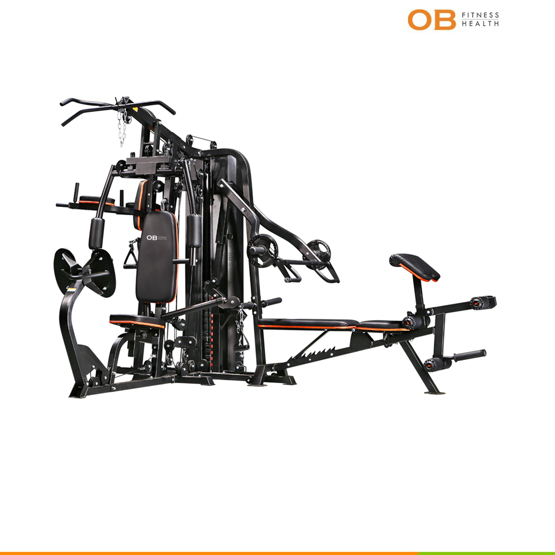 OB-926 Home Gym Multi Function 3 Station High Recommended for Commercial Use