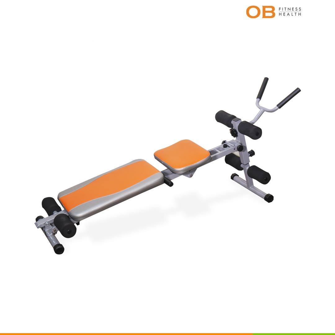 Papan Sit Up Bench OB-440 Multifungsi