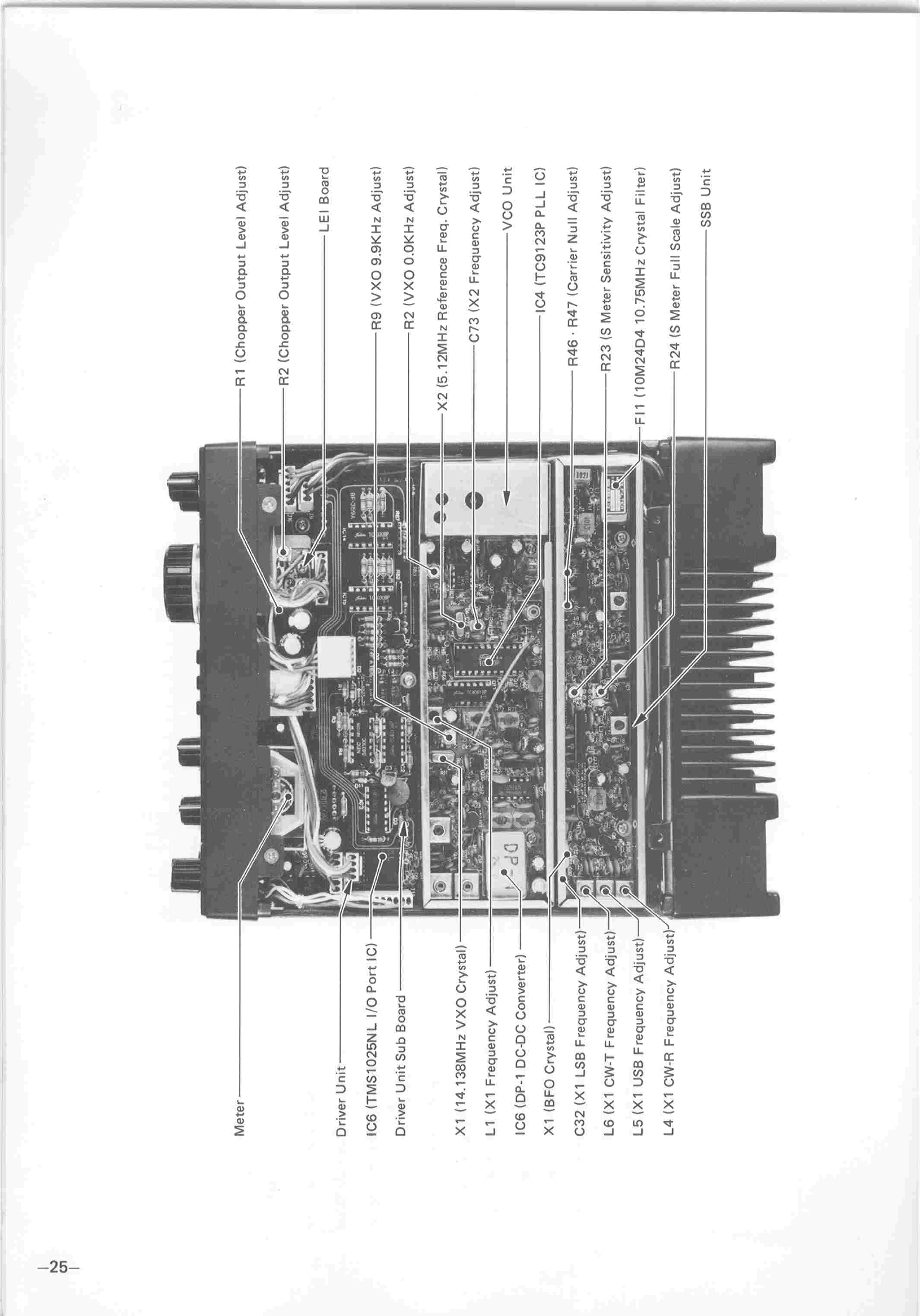 Ic 260 Owner S Manual