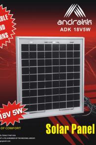 Andrakk solar panel review