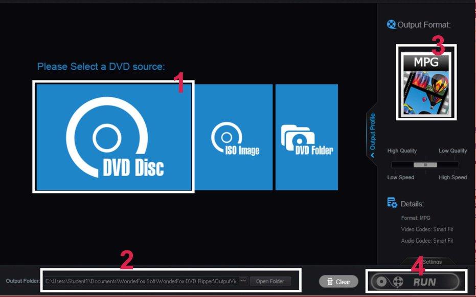 WonderFox DVD Ripper Pro Tutorials