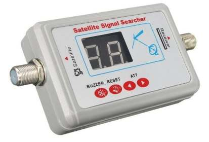 Leory satellite meter for dish network