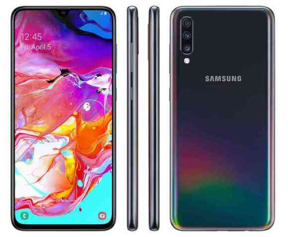 ways to root the Samsung Galaxy A70