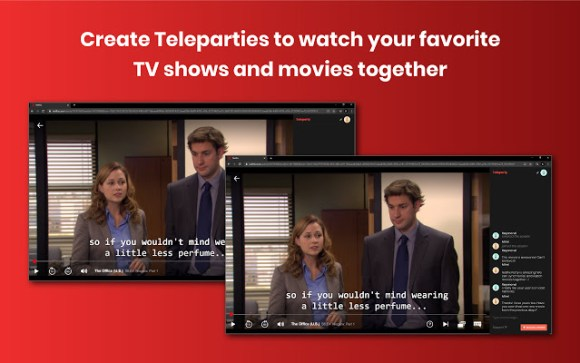 How To Host a Netflix Party (Teleparty)
